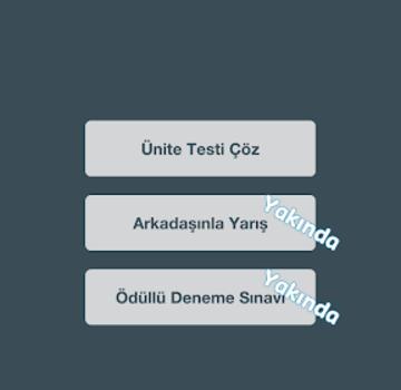 Testleri Çöz Ekran Görüntüleri - 3