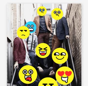 EmojiCam Ekran Görüntüleri - 1