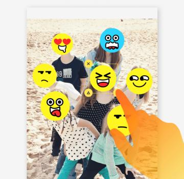 EmojiCam Ekran Görüntüleri - 2