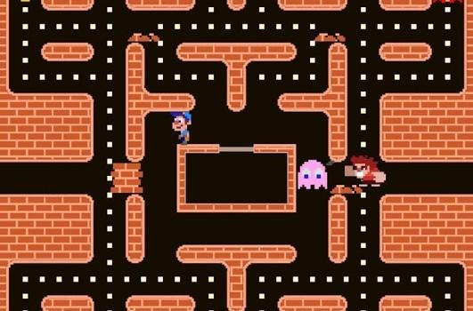 PAC-MAN: Ralph Breaks the Maze 1 - 1