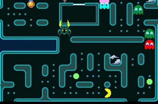 PAC-MAN: Ralph Breaks the Maze 5 - 5