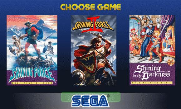 Shining Force Classics 4 - 4