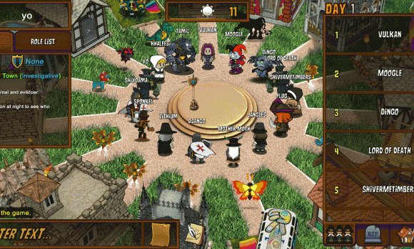 Town of Salem - The Coven 1 - 1