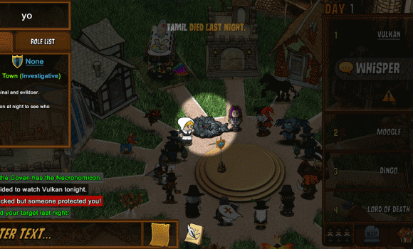 Town of Salem - The Coven 3 - 3