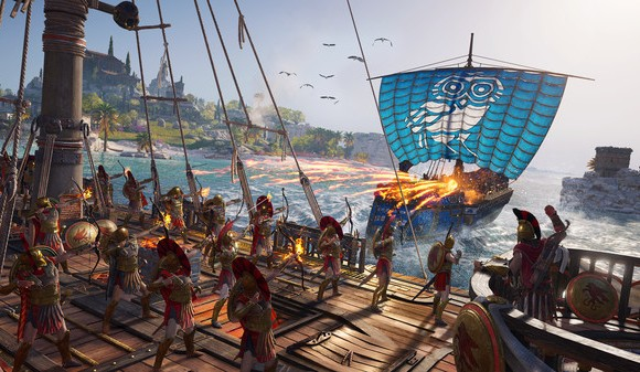 Assassin's Creed Odyssey 1 - 1