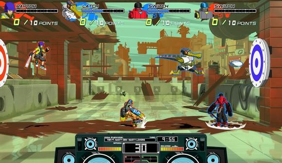 Lethal League Blaze 2 - 2
