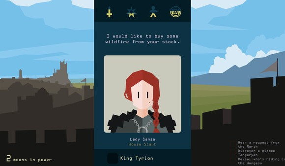 Reigns: Game of Thrones 3 - 3