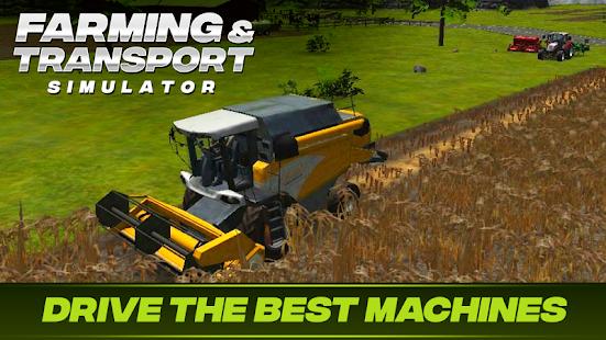 Farming & Transport Simulator 2018 Ekran Görüntüleri - 1