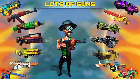 Mini Shooters Ekran Görüntüleri - 2