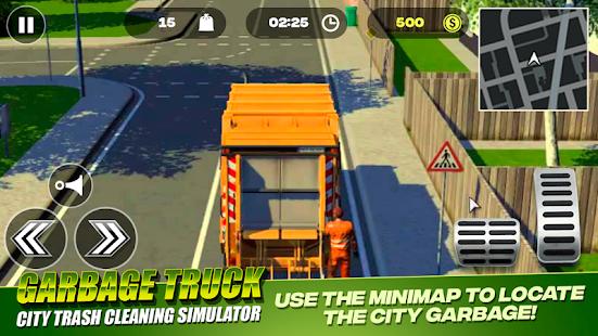 Garbage Truck Ekran Görüntüleri - 3