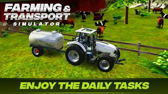 Farming & Transport Simulator 2018 Ekran Görüntüleri - 2