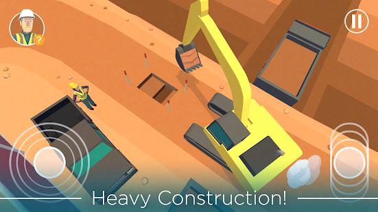 Dig In: An Excavator Game Ekran Görüntüleri - 3