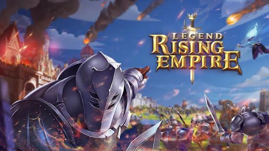 Legend: Rising Empire Ekran Görüntüleri - 1