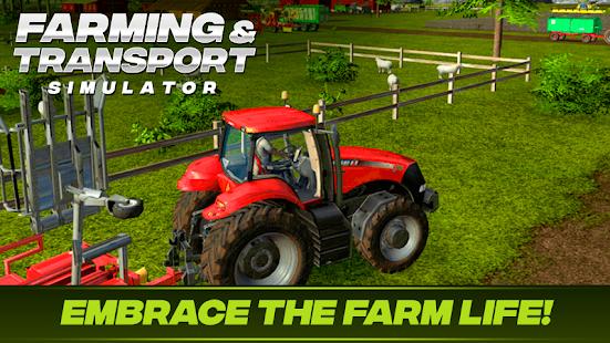 Farming & Transport Simulator 2018 Ekran Görüntüleri - 3