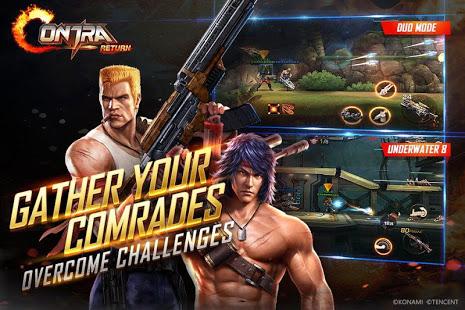 Garena Contra: Return Ekran Görüntüleri - 3