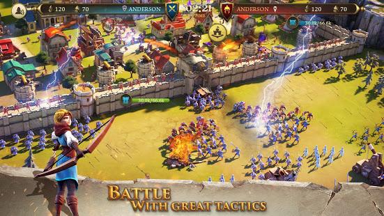 Legend: Rising Empire Ekran Görüntüleri - 2