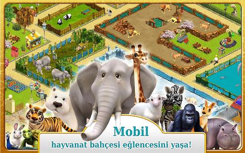 MyFreeZoo Mobile Ekran Görüntüleri - 1