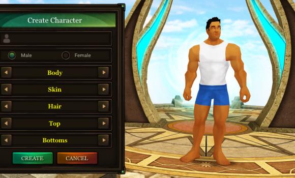 Ancients Reborn MMORPG Ekran Görüntüleri - 3