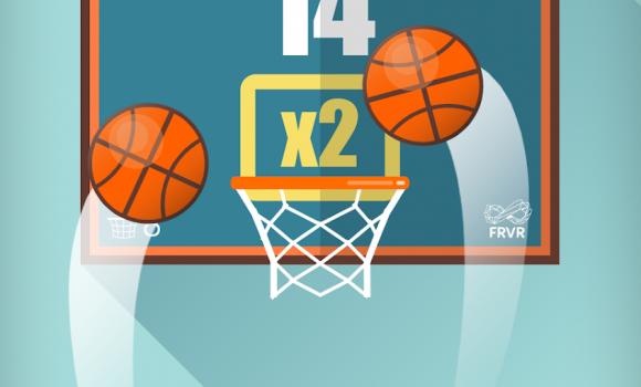 Basketball FRVR Ekran Görüntüleri - 1
