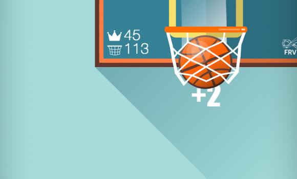 Basketball FRVR Ekran Görüntüleri - 2