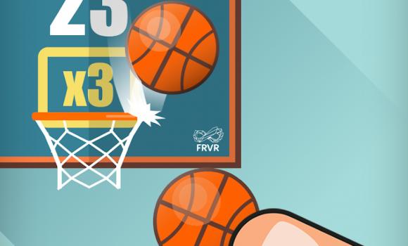 Basketball FRVR Ekran Görüntüleri - 3