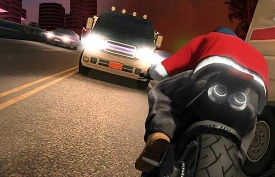 Bike Moto Traffic Racer Ekran Görüntüleri - 2