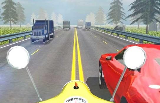 Bike Moto Traffic Racer Ekran Görüntüleri - 3