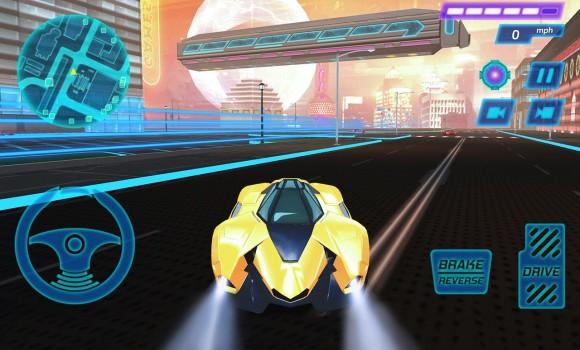 Concept Car Driving Simulator Ekran Görüntüleri - 1