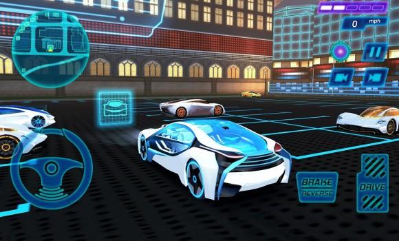 Concept Car Driving Simulator Ekran Görüntüleri - 2