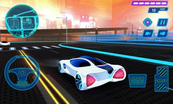 Concept Car Driving Simulator Ekran Görüntüleri - 3
