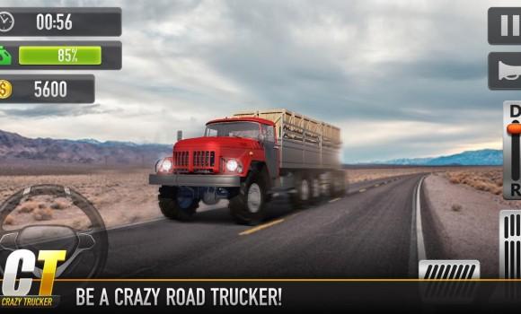 Crazy Trucker Ekran Görüntüleri - 1