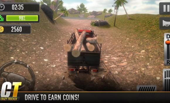 Crazy Trucker Ekran Görüntüleri - 2