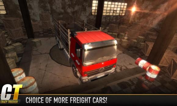 Crazy Trucker Ekran Görüntüleri - 3