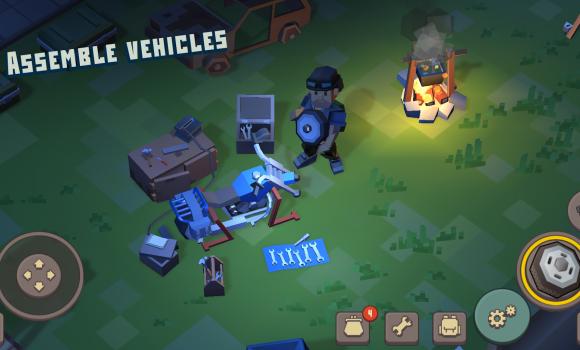 Cube Survival Story Ekran Görüntüleri - 2