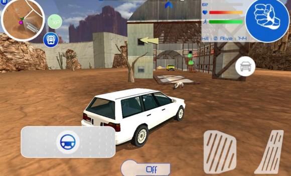 Desert Battleground Ekran Görüntüleri - 2