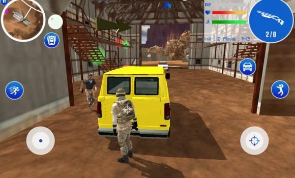 Desert Battleground Ekran Görüntüleri - 3