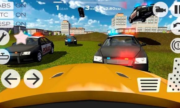 Extreme Car Driving Racing 3D Ekran Görüntüleri - 1