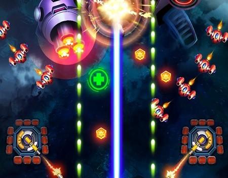 Infinity Shooting: Galaxy War Ekran Görüntüleri - 2