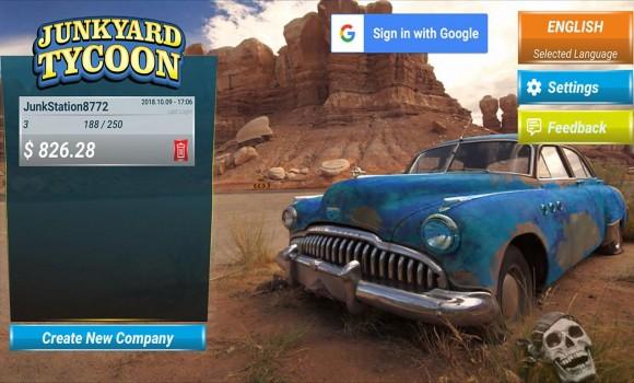 Junkyard Tycoon Ekran Görüntüleri - 1