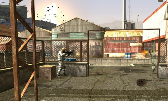 Mission Counter Attack Ekran Görüntüleri - 2