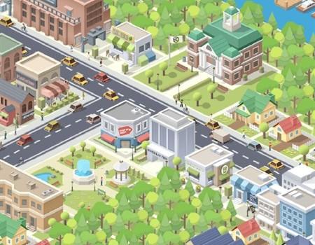 Pocket City Free Ekran Görüntüleri - 2
