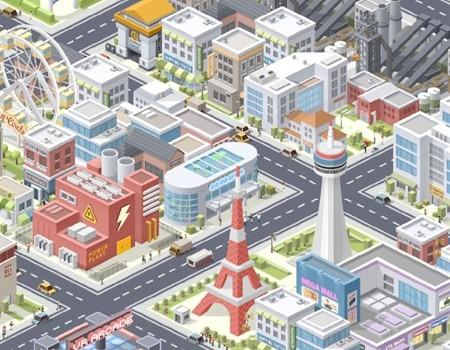 Pocket City Free Ekran Görüntüleri - 3