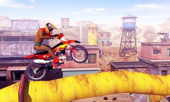 Real Bike Stunts Ekran Görüntüleri - 2