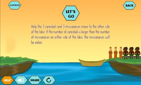 River Crossing IQ Ekran Görüntüleri - 1