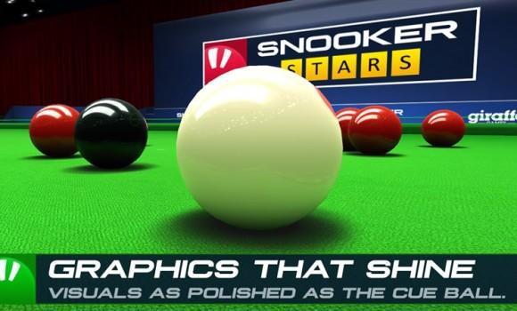 Snooker Stars Ekran Görüntüleri - 3