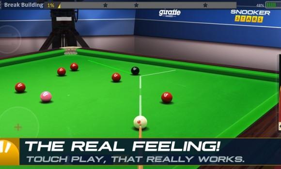 Snooker Stars Ekran Görüntüleri - 1