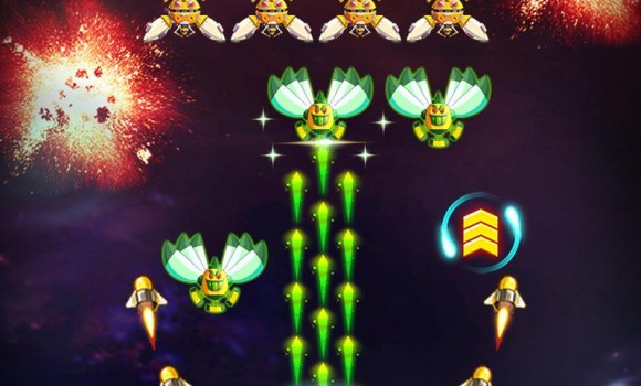 Space Shooter: Galaxy Attack İndir - Android İçin Arcade