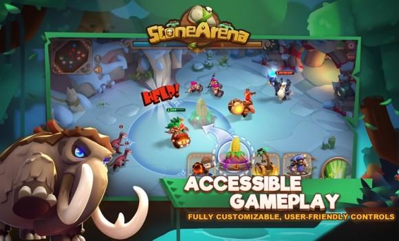 Stone Arena Ekran Görüntüleri - 1