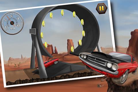 Stunt Car Challenge Ekran Görüntüleri - 1