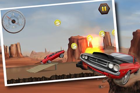 Stunt Car Challenge Ekran Görüntüleri - 3